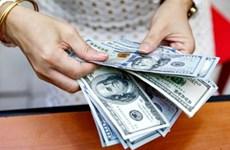 1月31日越盾对美元汇率中间价上调11越盾