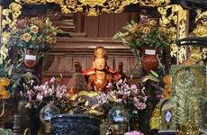 欧姬母塑像被列入国宝名录