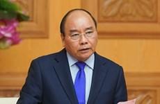 越南政府总理公布新冠肺炎疫情
