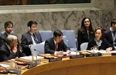 越南与联合国:许多国家对越南出色完成联合国安理会主席职责给予好评