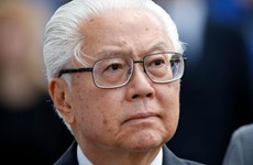 新加坡总统即将对印度尼西亚进行国事访问