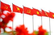 老挝人民革命党高度评价越南共产党所取得的成就