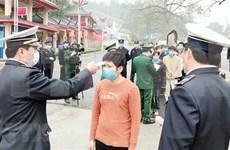 2月3日起对中国入境越南的所有入境人员进行卫生检测和为期14天的医学隔离观察