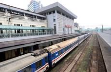 新型冠状病毒感染肺炎疫情:越南暂停与中国的铁路客运服务