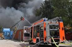 德国首都柏林:一所越南人拥有产权的建筑物起火造成12人受伤