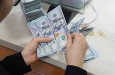 2月4日越盾对美元汇率中间价上调5越盾