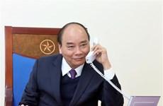 阮春福就东盟各国加强合作应对新冠肺炎疫情与印尼总统佐科通电话