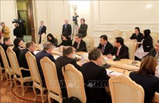 促进俄罗斯与东盟的战略伙伴关系