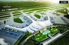 越南国家评审委员会抓紧完成龙城机场可行性报告方案