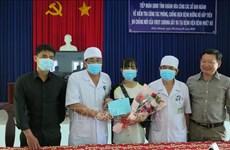 成功治疗新型冠状病毒肺炎的越南三所医院分享治疗经验