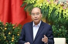 政府总理阮春福:多措并举降低新冠肺炎疫情对经济发展的影响