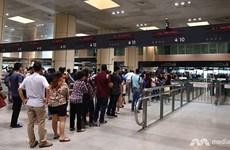 新加坡将停止接受马来西亚集体旅行证件