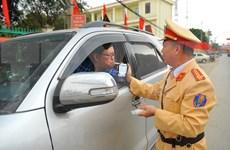 世界卫生组织驻越南代表:应继续开展酒精含量检测工作