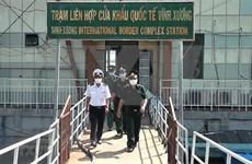 新型冠状病毒感染肺炎疫情:越南军队将疫情防控工作视为作战任务 随时准备应对