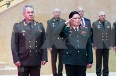 越南与俄罗斯加强合作 为地区和平与稳定做出努力