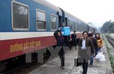越南至中国联运国际货运列车加强nCoV新型肺炎防控措施