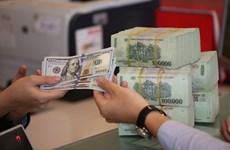 2月7日越盾对美元汇率中间价保持不变