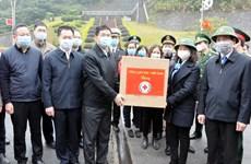 新型冠状病毒感染肺炎疫情:与中国并肩携手缓解医用物资压力