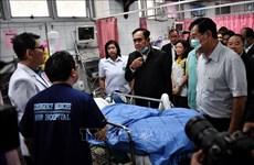 泰国总理巴育:枪击案造成26人丧生和52人受伤