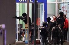 阮春福总理就泰国枪击案向泰国总理巴育致慰问电