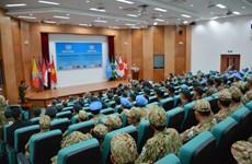 越南参加联合国维和行动:重型工兵装备运行讲师培训班正式开班