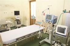 新冠肺炎疫情:胡志明市设有300张病床的野战医院正式投用