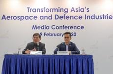 新冠肺炎疫情:新加坡承诺保障2020年航空展安全顺利举行