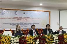 越南出席印度佛教国际研讨会
