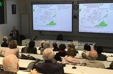 东海研讨会在法国举行