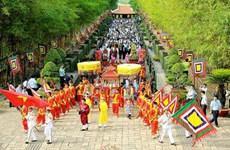 2020年雄王祭祖日和雄王庙庙会将以国家级规格举行