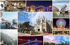 岘港市旅游业在新冠肺炎疫情中努力开发新市场