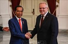 澳大利亚与印度尼西亚强调了1982年《联合国海洋法公约》在解决海上争端的重要性