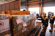新冠肺炎疫情:中国感谢越南为中国抗击疫情提供支持与帮助