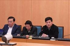 截至2月10日河内尚未发现新冠病毒感染肺炎病例