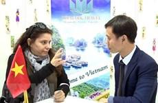 越南企业参加第25届以色列地中海国际旅游展