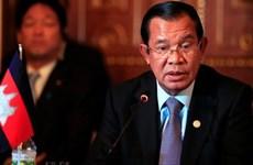 """柬埔寨就欧盟决定撤销柬埔寨""""除武器外一切都行""""计划作出反应"""