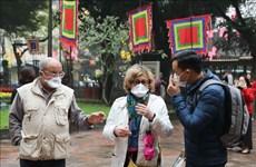 2020年第一季度越南接待国际游客量将减少80万人次