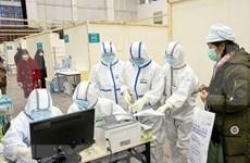 美国向老挝供医疗设备协助新型肺炎疫情提防控工作