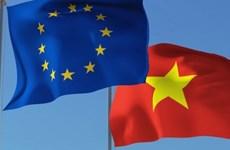 欧洲议会讨论《越欧自贸协定》