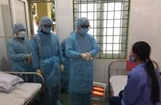 新冠肺炎疫情:卫生部派遣工作组赴永福省协助进行疫情防控工作