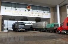 新冠肺炎疫情:越南通过老街口岸向中国出口6500吨农产品