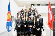 东盟专题周在瑞士举行 越南大使出席关于越南对外政策的研讨会
