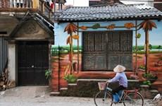 褚舍村——首都河内的壁画村