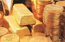 2月14日越南国内黄金价格上涨10万越盾