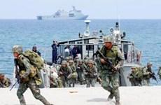 菲美《访问部队协议》终止后菲律宾将停止所有美菲军演