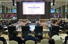 越南主持东亚峰会大使级会议机制2020年第一次会议