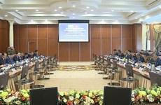 越南与文莱合作加大打击犯罪力度