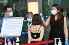 新冠肺炎疫情可能将使新加坡经济陷入衰退