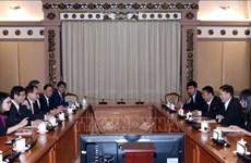 胡志明市加强与日本和歌山县的合作