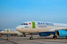 越竹航空开通多条国际和国内航线